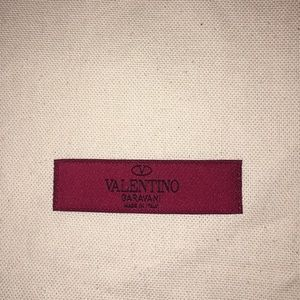 Valentino Garavani Accessories - Valentino Garavani dust bag with measurements
